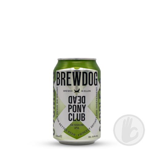 Dead Pony Club   BrewDog (SCO)   0,33L - 3,8%