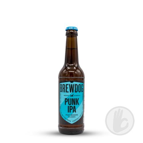 Punk IPA (bottle)   BrewDog Berlin (DE/SCO)   0,33L - 5,4%