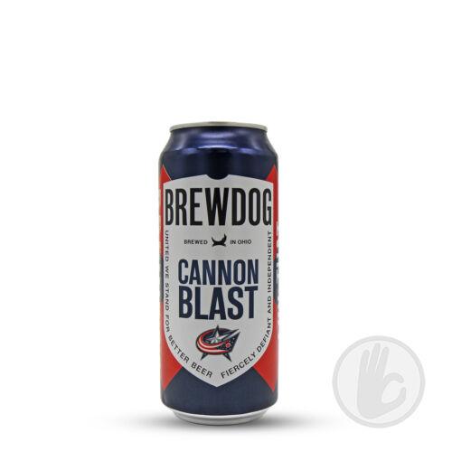 Cannon Blast   BrewDog USA (USA)   0,473L - 5%