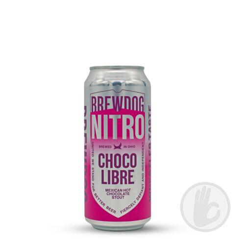 Choco Libre Nitro   BrewDog USA (USA)   0,4L - 5%