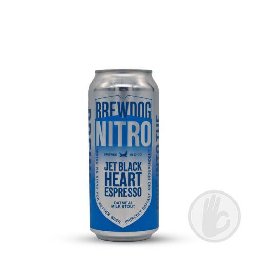 Jet Black Heart Nitro Espresso | BrewDog USA (USA) | 0,4L - 6%