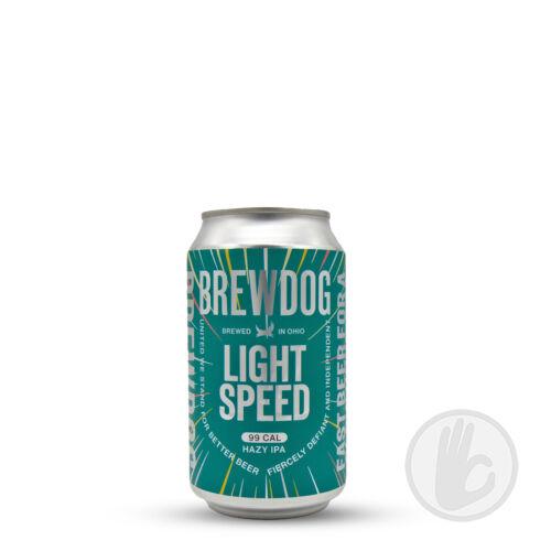 Light Speed   BrewDog USA (USA)   0,355L - 4%