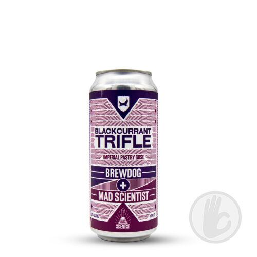 Blackcurrant Trifle | BrewDog USA (USA) x Mad Scientist (HU) | 0,473L - 8,2%