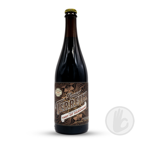 Rum Barrel-Aged Tart of Darkness (2018)   The Bruery Terreux (USA)   0,75L - 9,7%