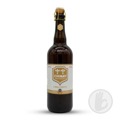 Chimay Cinq Cents | Bières de Chimay (BE) | 0,75L - 9%