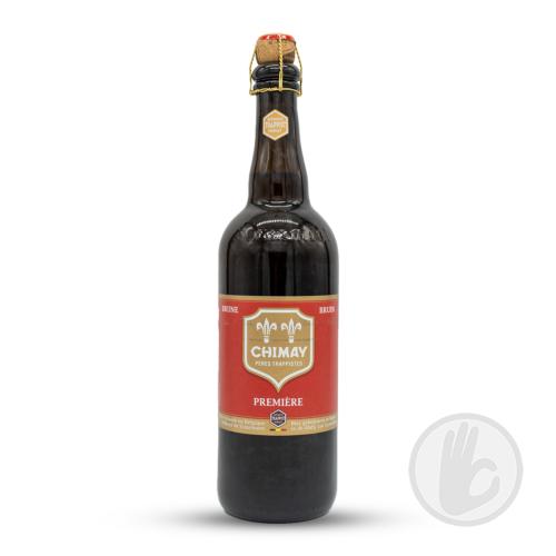 Chimay Premiere (Rouge)   Bières de Chimay (BE)   0,75L - 7%