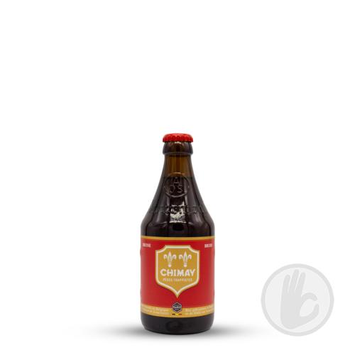 Chimay Rouge   Bières de Chimay (BE)   0,33L - 7%