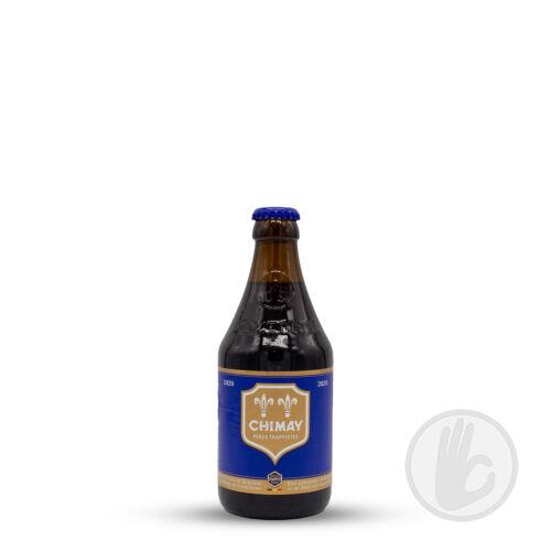 Chimay Bleue   Bières de Chimay (BE)   0,33L - 9%