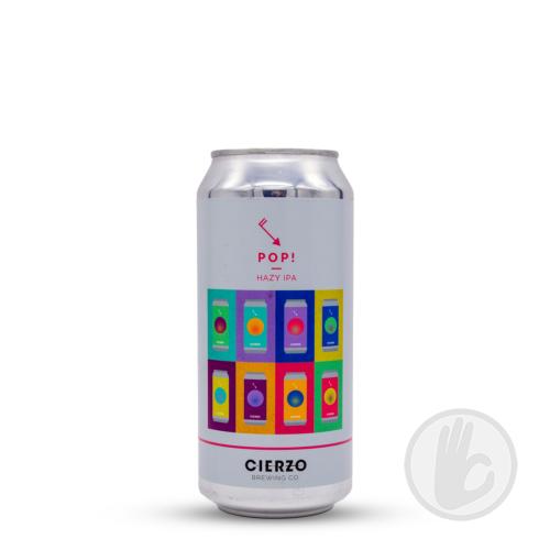 Pop! | Cierzo Brewing Co. (ESP) | 0,44L - 6,4%