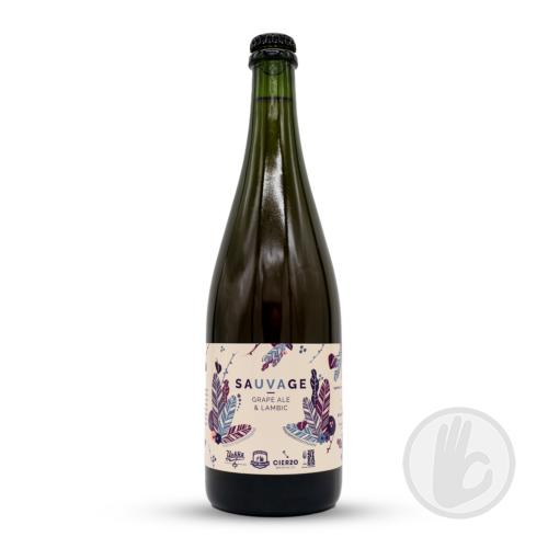 SaUVAge   Cierzo (ESP) x Oud Beersel (BE)   0,75L - 7.8%