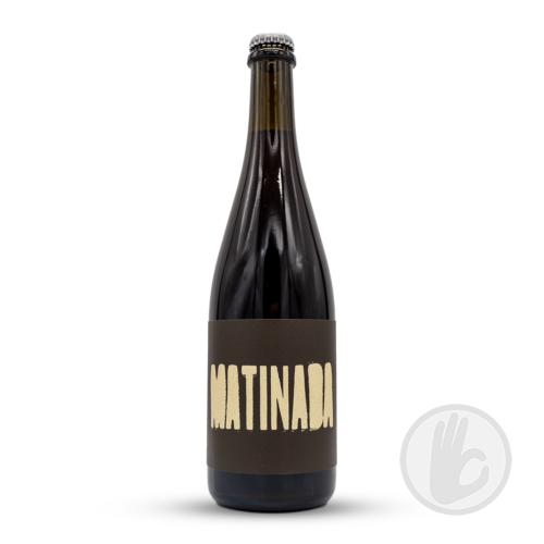 Matinada | Cyclic (ESP) x Dry River Brewing (USA) | 0,75L - 5,6%