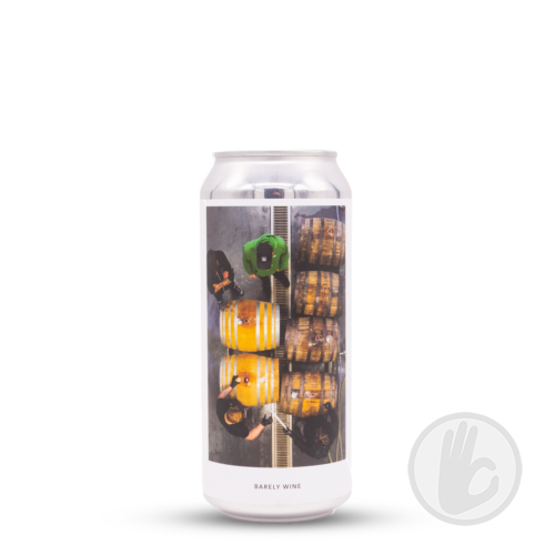 Barely Wine | Evil Twin NYC (USA) | 0,473L - 13%