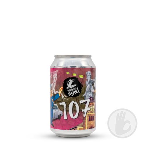 107 | Fehér Nyúl (HU) | 0,33L - 8,3%