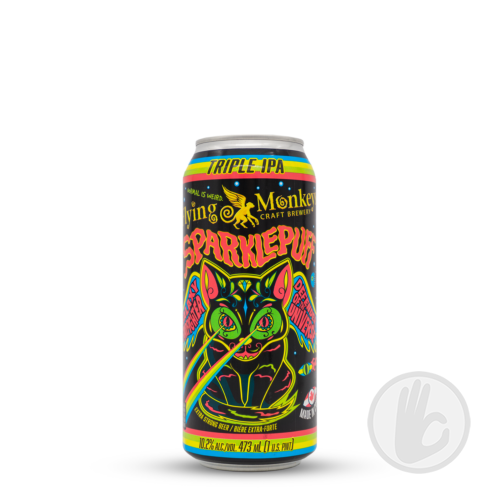 Sparklepuff, Galaxy Starfighter Defender of the Universe   Flying Monkeys (CAN)   0,473L - 10,2%