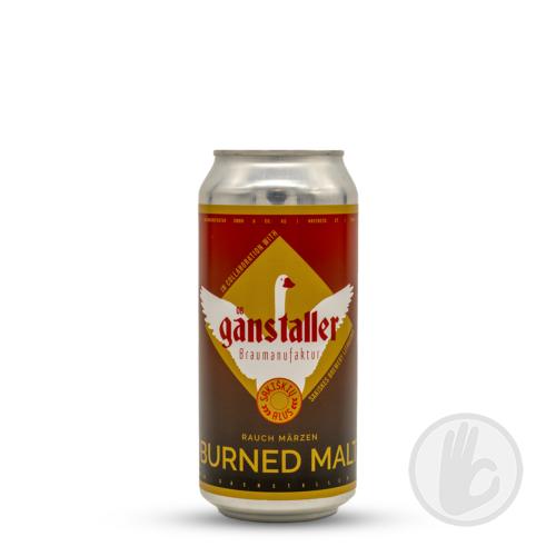 Burned Malt   Gänstaller (DE)   0,44L - 5,5%