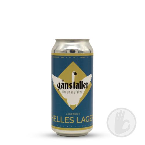 Helles Lager | Gänstaller (DE) | 0,44L - 5%