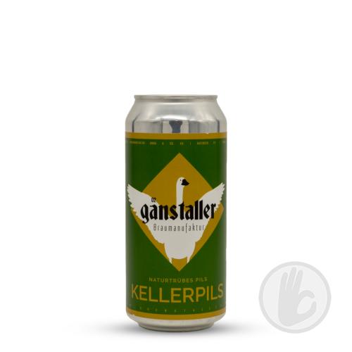 Kellerpils   Gänstaller (DE)   0,44L - 5,1%