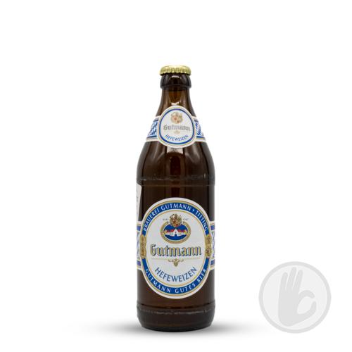 Helles Hefeweizen   Gutmann (DE)   0,5L - 5,2%