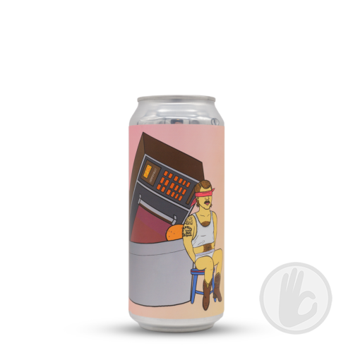 Don't Microwave It, Don't Boil It (w/ Raspberry)   Hoof Hearted (USA)   0,473L - 6%