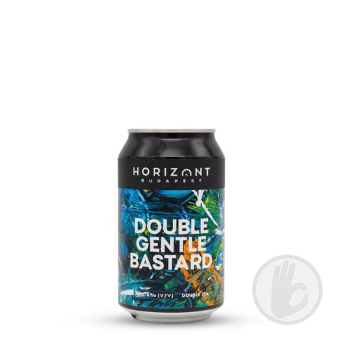 Double Gentle Bastard | Horizont (HU) | 0,33L - 8%