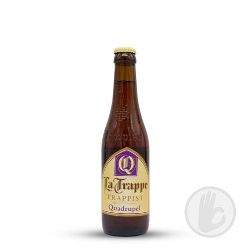 La Trappe Quadrupel   De Koningshoeven (NL)   0,33L - 10%