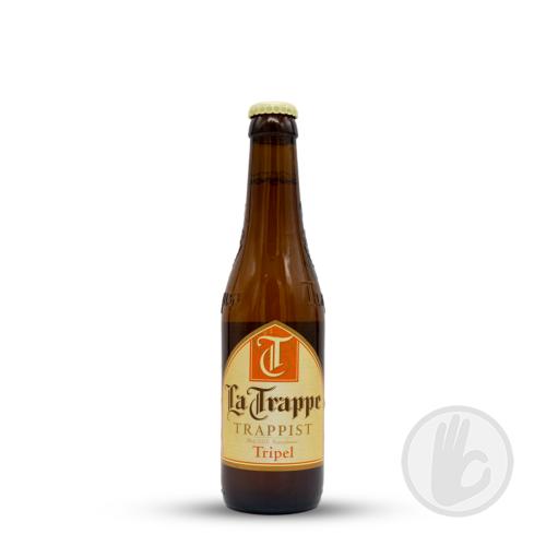 La Trappe Tripel   De Koningshoeven (NL)   0,33L - 8%