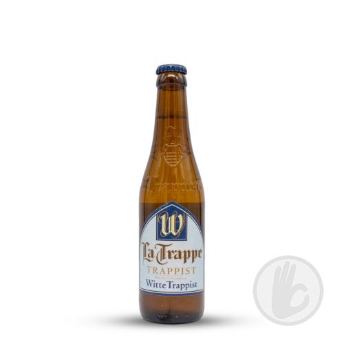La Trappe Witte Trappist   De Koningshoeven (NL)   0,33L - 7%