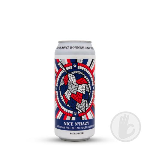 Nice N'Hazy   Lagabière (CAN)   0,473L - 5,5%