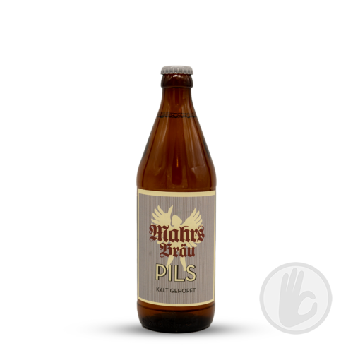 Pils   Mahr's (DE)   0,5L - 4,9%