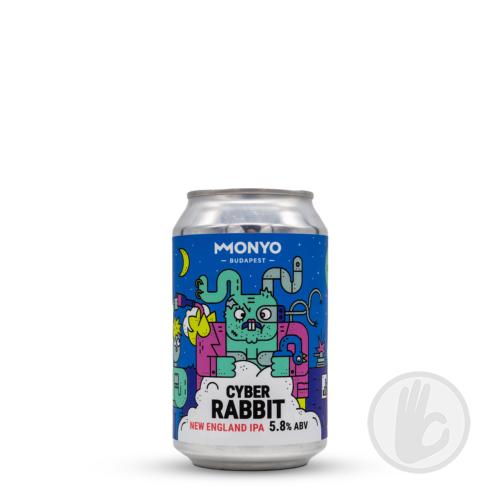 Cyber Rabbit | Monyo (HU) | 0,33L - 5,8%