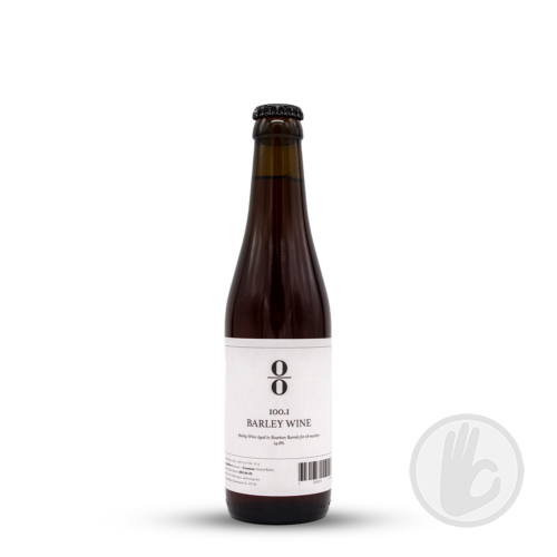 100.1 Barley Wine (Bourbon BA) | O/O (SWE) | 0,33L - 14,8%