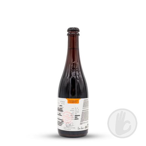 Disparate Elements #004: Peach & Habanero    Overworks / BrewDog (SCO)   0,5L - 5,3%