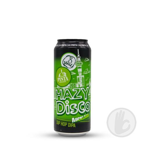 Hazy Disco Auckland   Pinta (PL)   0,5L - 8,2%