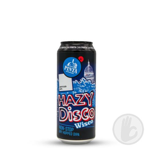 Hazy Disco Wisco   Pinta (PL)   0,5L - 8,1%
