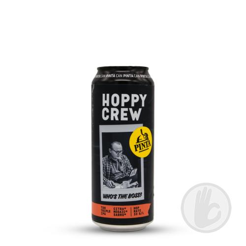 Hoppy Crew Whos the Boss? 25 | Pinta (PL) | 0,5L - 10,30%