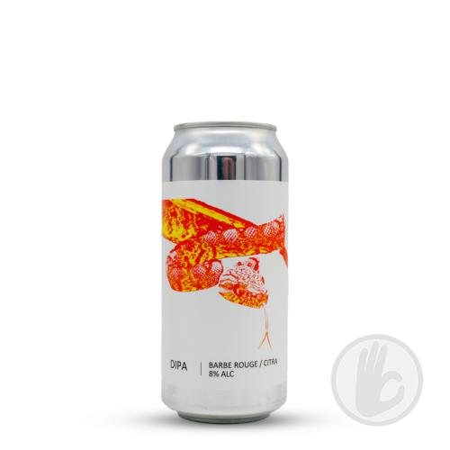 DIPA - Barbe Rouge / Citra   Popihn (FRA)   0,44L - 8%