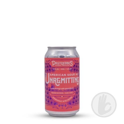 Unremitting | Pretentious (USA) | 0,375L - 7,4%