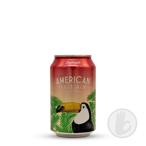 American Pale Ale Amarillo Citra   Stigbergets (SWE)   0,33L - 5,2%