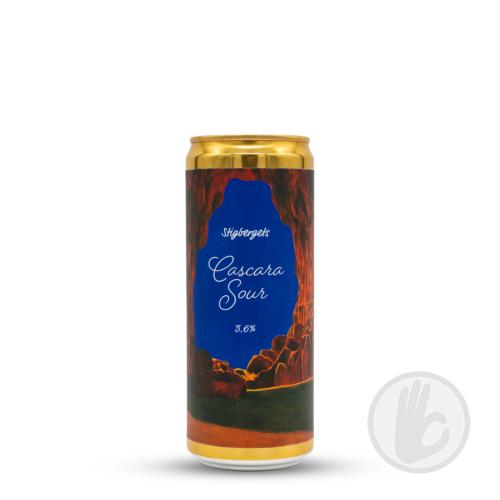 Cascara Sour | Stigbergets (SWE) | 0,33L - 3,6%