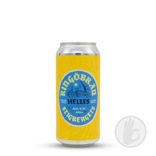 Ringöbräu Helles | Stigbergets (SWE) | 0,44L - 4,5%