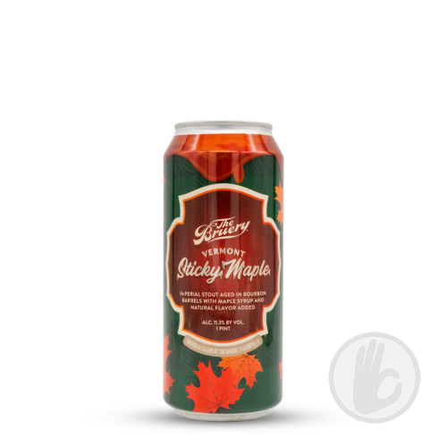 Vermont Sticky Maple   The Bruery (USA)   0,473L - 11,3%