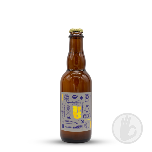 Ives Blend Four | Upright (USA) | 0,375L - 6,5%