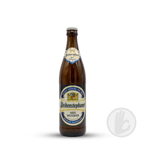 Weihenstephaner Hefeweissbier   Weihenstephan (DE)   0,5L - 5,4%