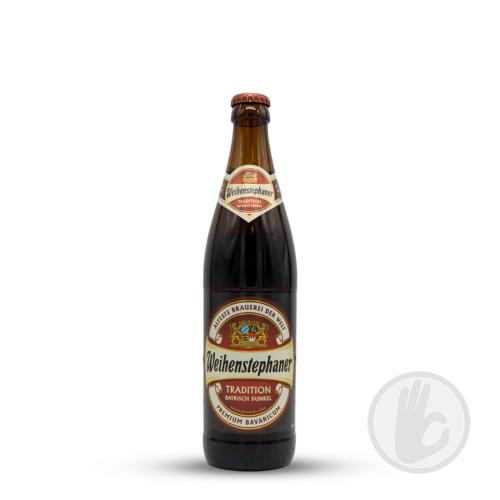 Weihenstephaner Tradition Dunkel | Weihenstephan (DE) | 0,5L - 5,2%