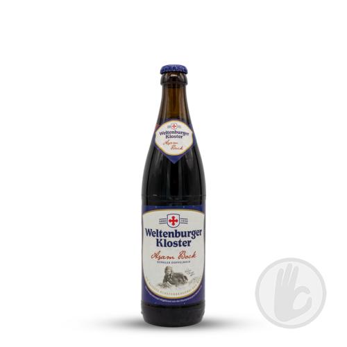 Weltenburger Asam Bock   Weltenburg (DE)   0,5L - 6,9%