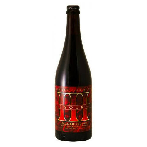 Sour No. III - Framboise   Red Racer (CAN)   0,75L - 9,5%