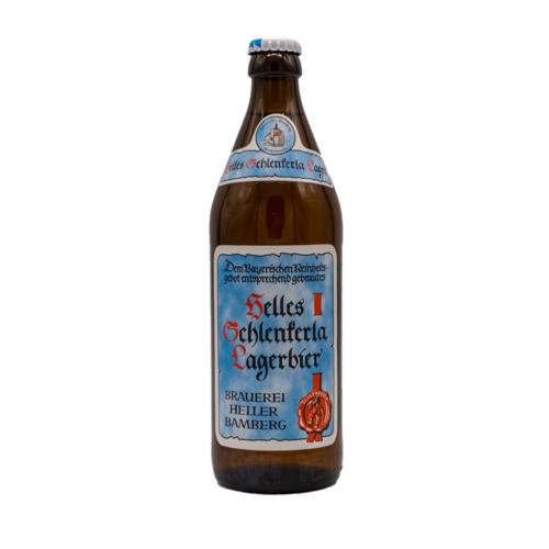 Aecht Schlenkerla Helles Lagerbier   Heller Bamberg (DE)   0,5L - 4,3%