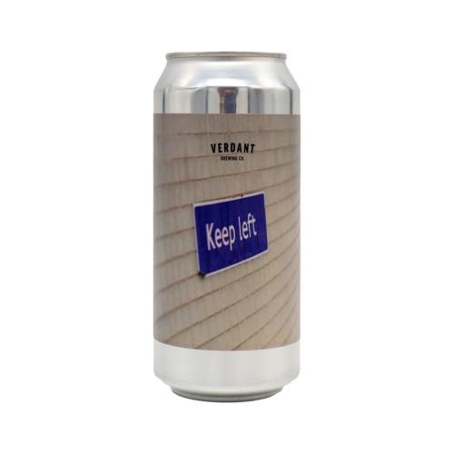 Keep Left | Verdant (ENG) | 0,44L - 8%